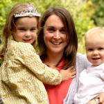 Nicola Watson of Child Sleep Solutions with Her Children